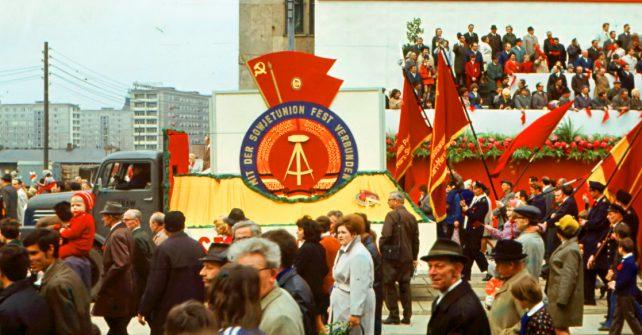 Chemnitz – Karl-Marx-Stadt und zurück