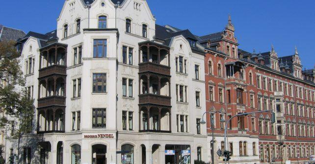 Bilderbuch der Architektur- Teil 2: Der Mittlere Kaßberg