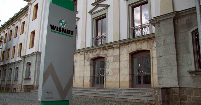 Die Wismut in Chemnitz