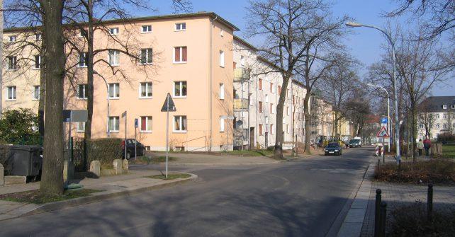 """Siedlungsbau im """"Musikerviertel"""""""