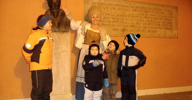 Kindertouren mit Anna Agricola