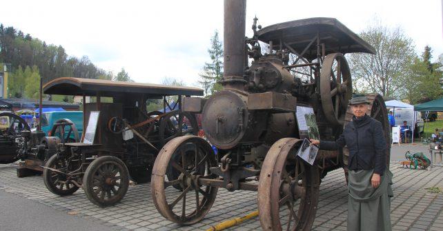 Bertha Hartmann und der 100. Geburtstag der Hartmann-Dampfmaschine